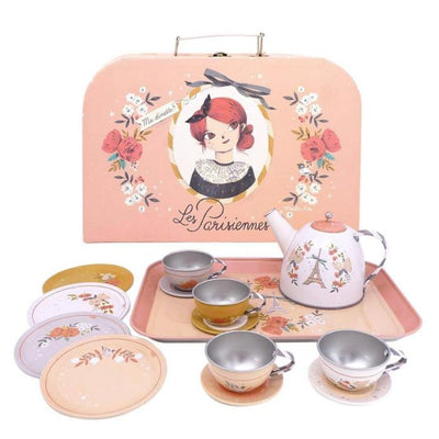 Les Parisiennes Tea Set - Moulin Roty