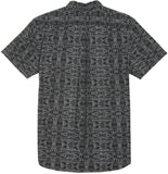 Vissla Slamet Short Sleeve Shirt - Phantom