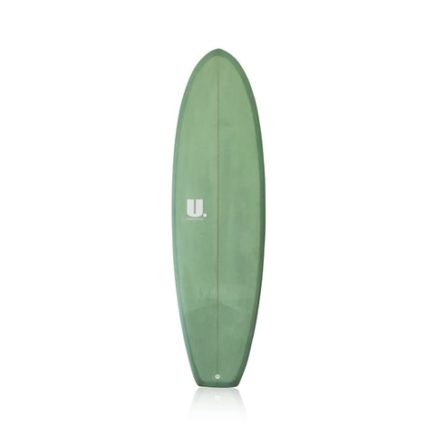 Noosa Scoota Surfboard 6'3 Green