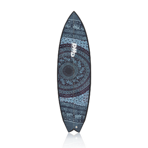 DHD TWIN FIN 'AZTEC BLACK'
