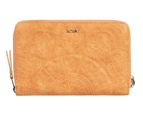 Roxy Back In Brooklyn Zip Around Wallet
