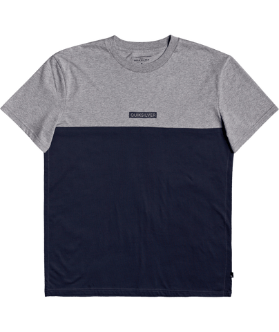 Under Shelter Ss Tee Crew Neck Knit Top