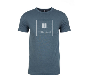 U Surf Noosa Heads Dark Blue T-shirt