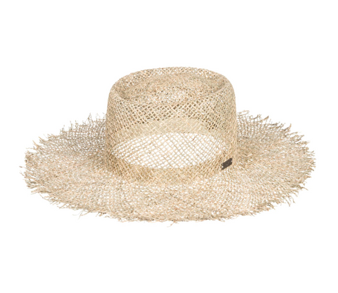 Roxy Womens Great Time Straw Sun Hat