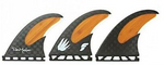FUTURES ROB MACHADO TRI FIN SET - BAMBOO