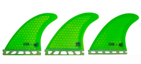 Creatures of Leisure Icon Vert fins Green - Medium