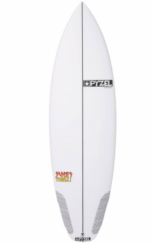 "Pyzel Surfboards Sure Thing- 6'4"" x 20 3/4"" x 2 3/4"" 39.5L"