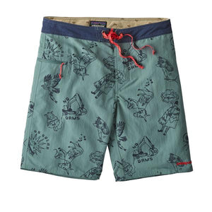 Patagonia Wavefarar Board Short
