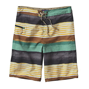Patagonia Wavefarer Painted Fitz Stripe Short