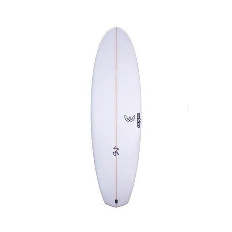 Webber Double Diamond Hybrid Surfboard