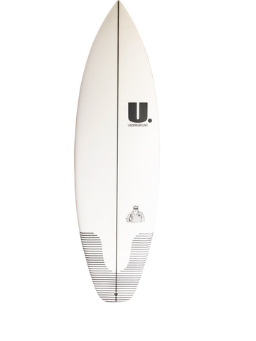Bankrobber Performance Surfboard