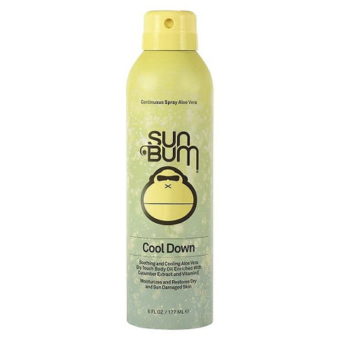 Sun Bum 177ml Aloe Spray