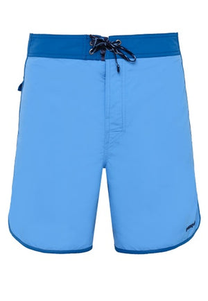 Patagonia Scallop Hem Wavefarer - Radar Blue