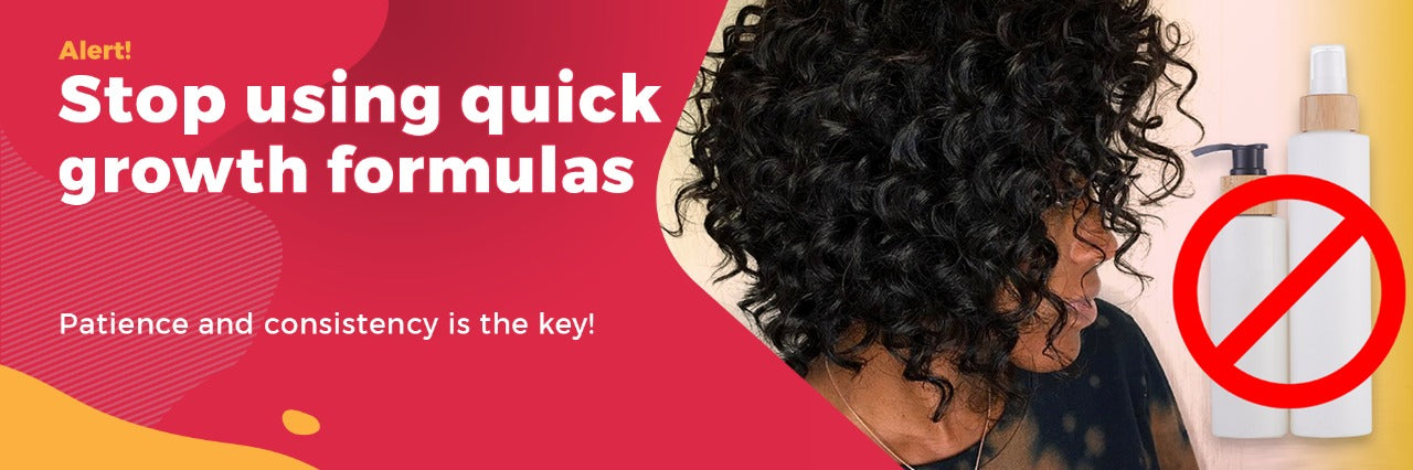 Stop using quick growth formulas!
