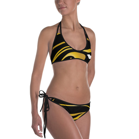 3AM Nights #GGG Tiger Ring Ladies Bikini