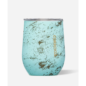 CORKCICLE Stemless Cup 12oz 12oz / Bali Blue Drinkware