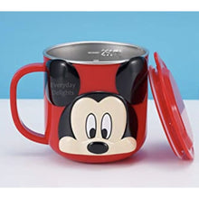 PREORDER 3D Character Stainless Steel 250ml Mugs with Lids
