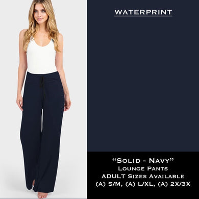 Preorder Closes 12 May Lounge Pants - SHIPPING LATE JULY Lounge Pants