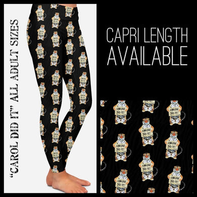 PREORDERS CLOSE 25 May - Custom Design Tunics/Leggings - SHIPPING EARLY AUGUST! Leggings