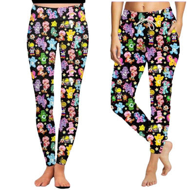 Preorder 80s Cartoons Leggings and Joggers! ETA early May OS Leggings Leggings
