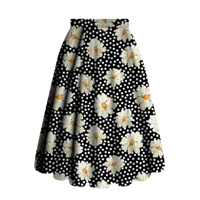 Buttery Soft Swing Skirts with Pockets Skirts