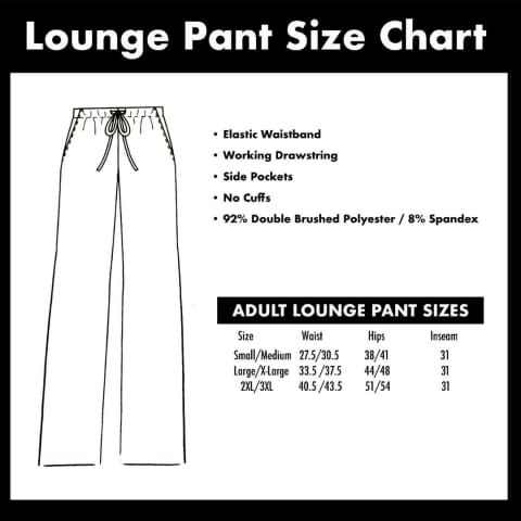 EXTRAS from Christmas Lounge Pants Preorder CLOSED 10 Aug