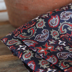 Carnaby Street Pocket Square