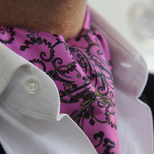 Tea Party Cravat