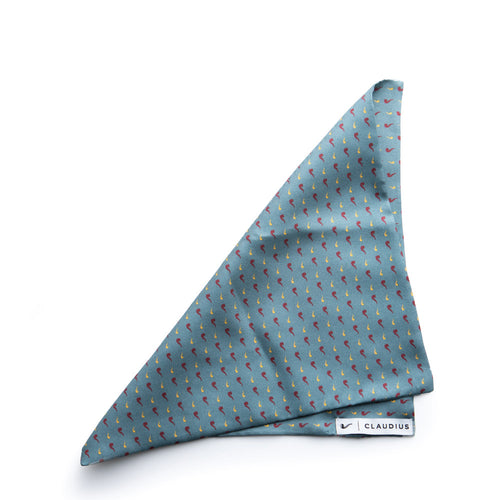 Pipe-a-Dots Pocket Square