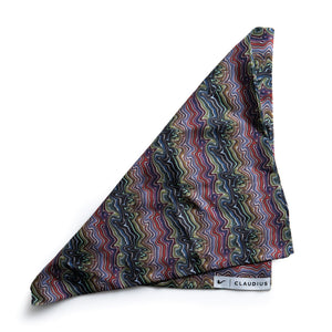 Brainwave Pocket Square
