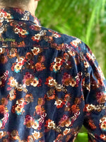 Rich Friday Red Floral Long Sleeve - Three Bears  #threebearsperth