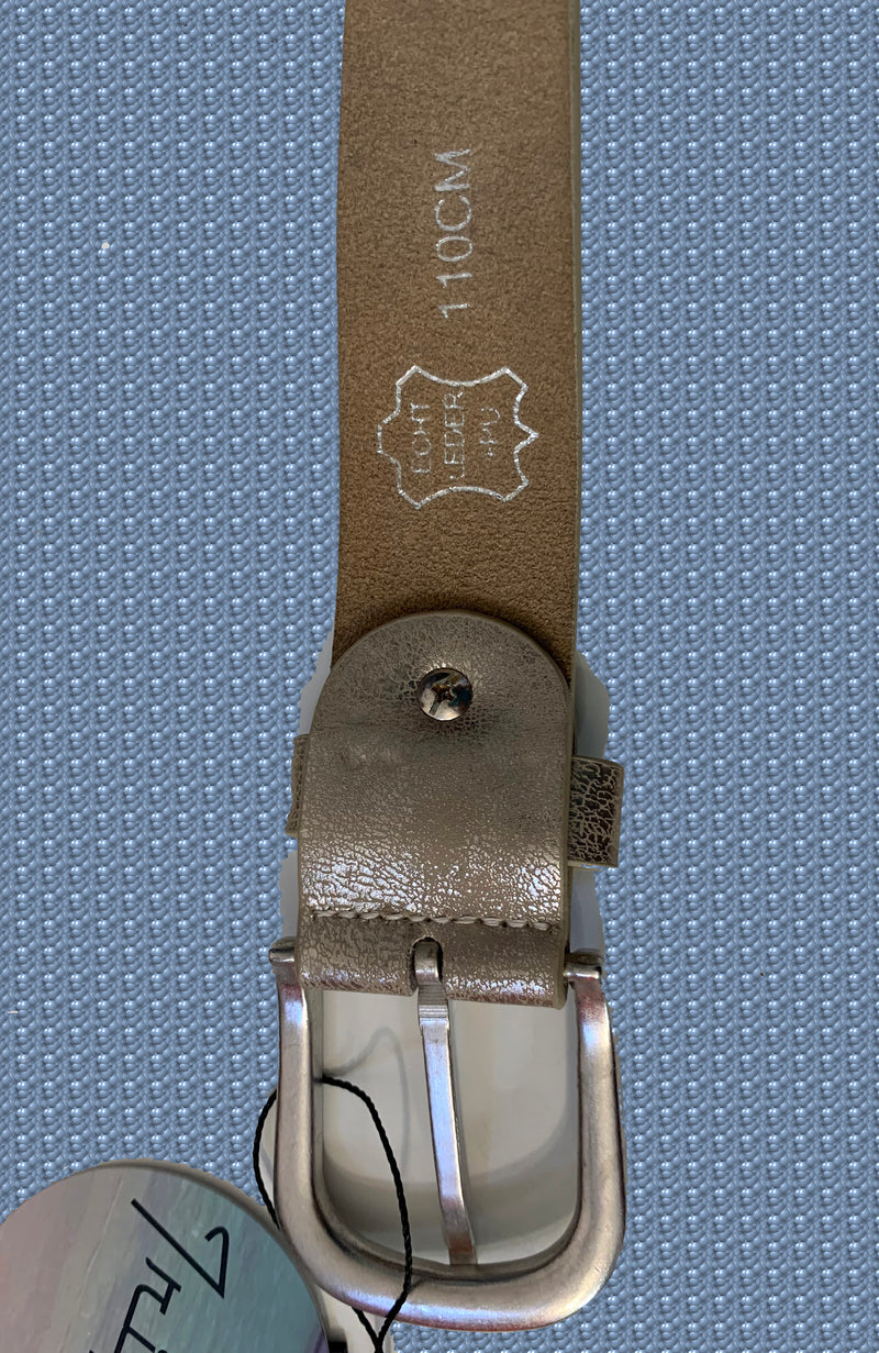 Tripp Australia Light  Studded Leather Belt - Three Bears  #threebearsperth