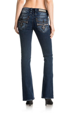 Rock Revival Kiley B205 Bootleg Jeans - Three Bears  #threebearsperth