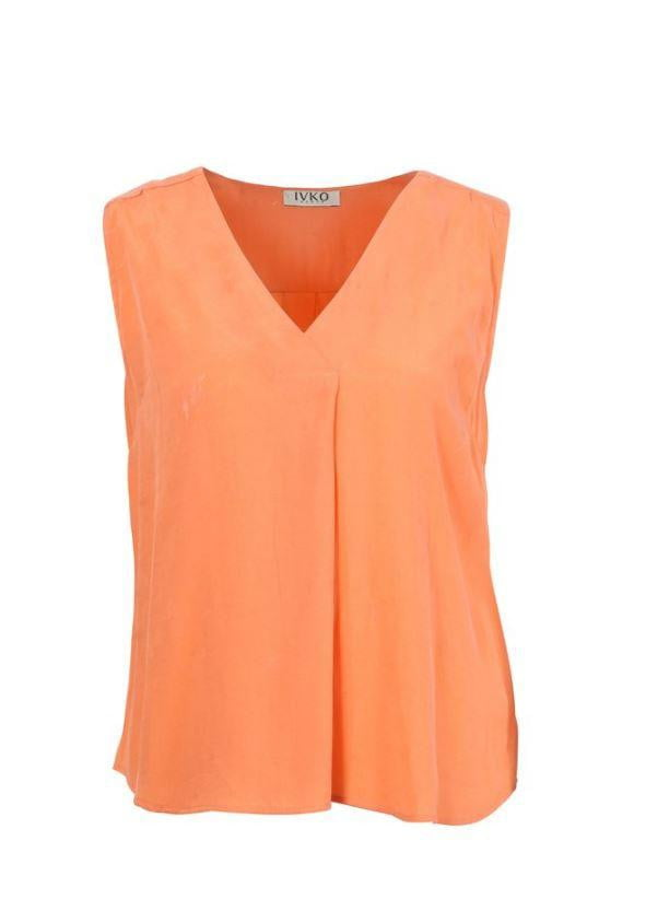 Ivko Sleeveless Top Peach Wash - Three Bears Coastal Urban