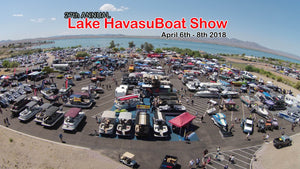Lake Havasu Boat Show - April 6th - 8th 2018