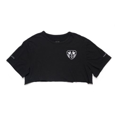 The Traplord Cropped  T-shirt