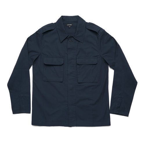 The Military Overshirt