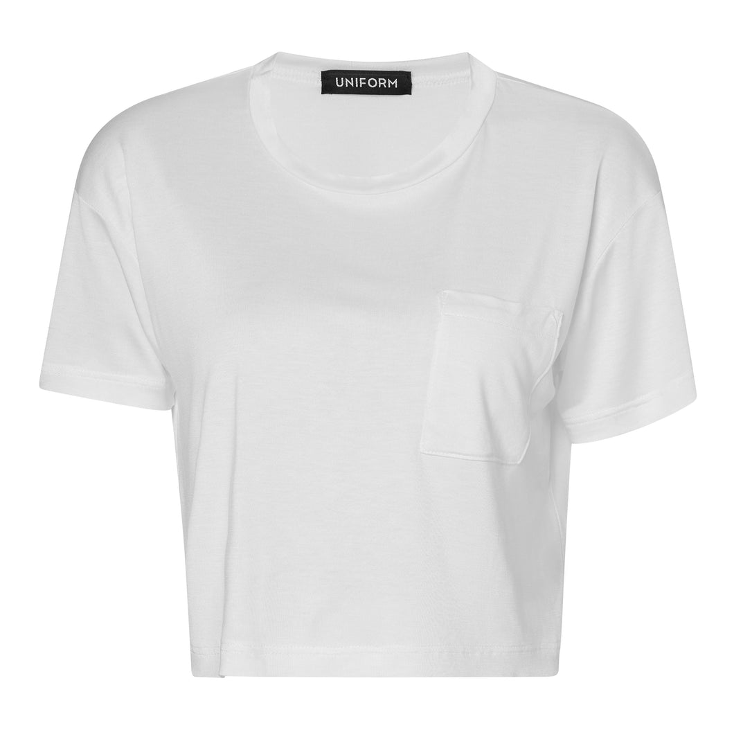 The Women's Cropped T-shirt