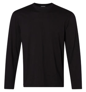 The Long Sleeve Organic Cotton T-shirt