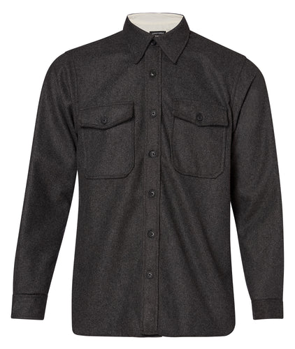 The Wool Work Overshirt