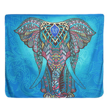 Elephant Tapestry for Yoga or Meditation