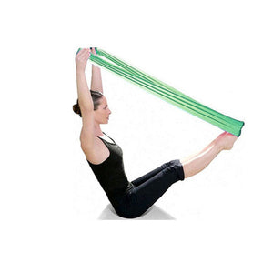 2017 New Pilates Yoga Resistance Bands