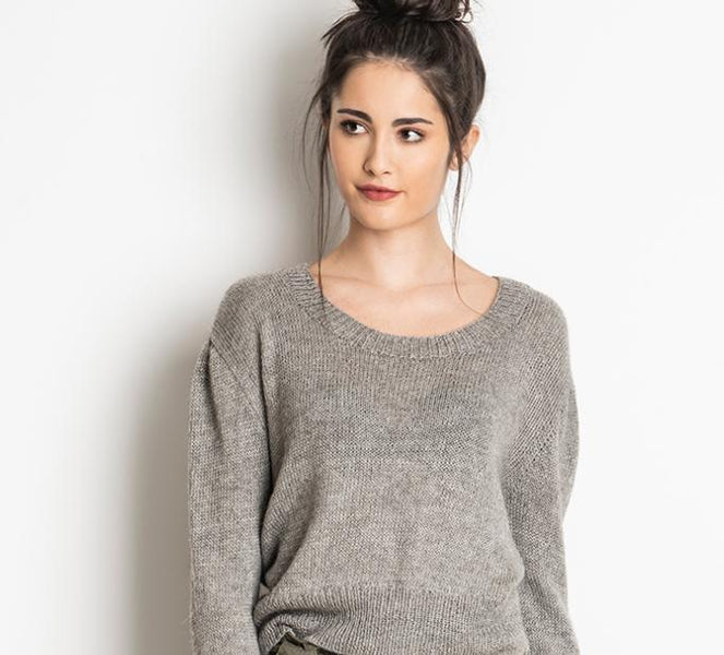 Lake Melissa Sweater Knit-A-Long
