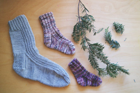 Extensible Socks by Maude L. Baril | Ravelry