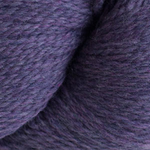 Cascade Eco + in 2450 - Mystic Purple  | Michigan Fine Yarns