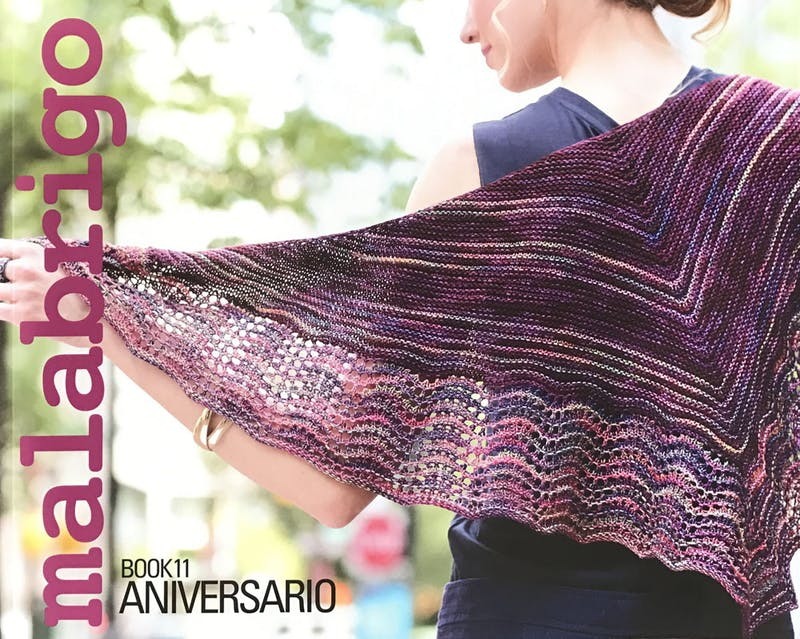 Malabrigo Malabrigo Book 11 - Aniversario at Michigan Fine Yarns