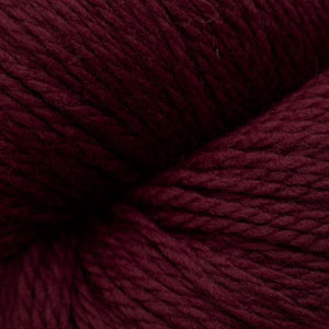 Cascade Eco + in 4008 - Carmine Heather  | Michigan Fine Yarns