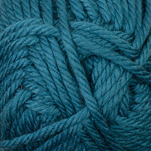 Cascade Cherub Bulky in 89 - Cyan Blue  | Michigan Fine Yarns