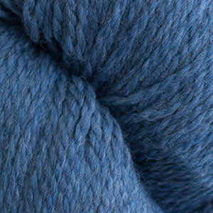 Cascade Eco + in 9325 - West Point Blue Heather  | Michigan Fine Yarns