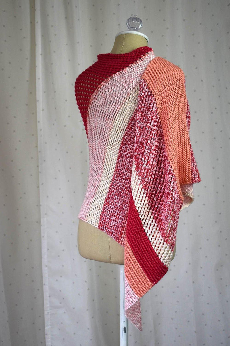 Apple Orchard Shawl PDF